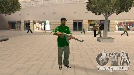 New Sweet für GTA San Andreas