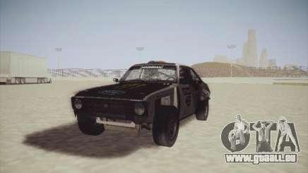 Ford Escort MK2 Gymkhana für GTA San Andreas