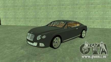 Bentley Continental GT 2010 V1.0 pour GTA San Andreas