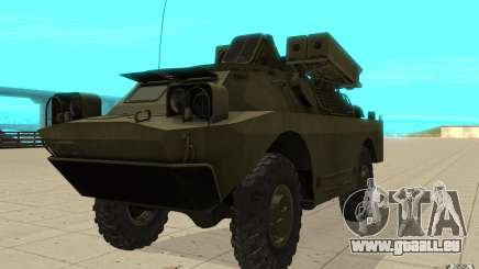 9 k 31 Strela-1 Standard für GTA San Andreas