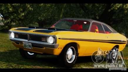 Dodge Demon 1971 pour GTA 4