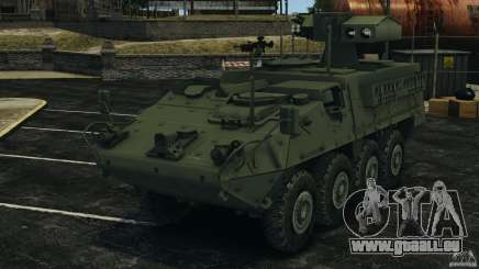 Stryker M1134 ATGM v1.0 pour GTA 4