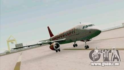 Airbus A319 Easyjet pour GTA San Andreas