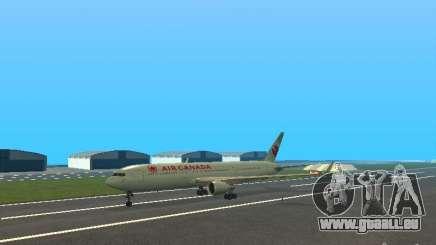 Boeing 767-300 Air Canada pour GTA San Andreas