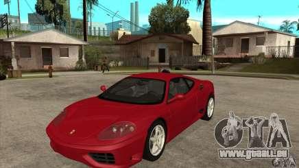 Ferrari 360 Modena pour GTA San Andreas