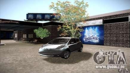 Nissan Leaf 2011 pour GTA San Andreas