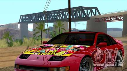 Nissan 300ZX JDM pour GTA San Andreas