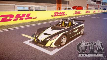 Lotus 2-11 pour GTA 4