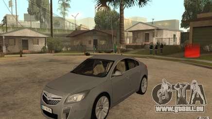 Opel Insignia 2010 für GTA San Andreas