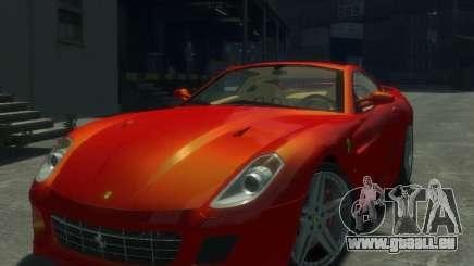 Ferrari 599 GTB Novitec Rosso für GTA 4