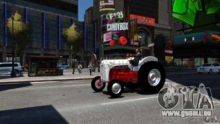 Ford 8N pour GTA 4
