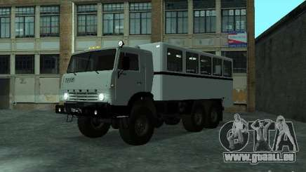 KAMAZ 4310 Watch für GTA San Andreas