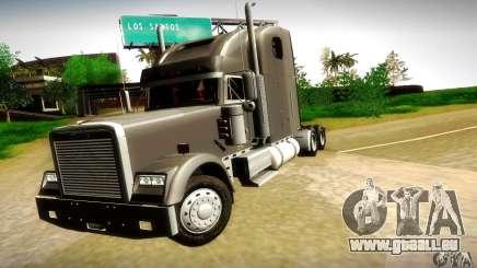Freightliner Classic XL für GTA San Andreas