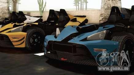 KTM-X-Bow für GTA San Andreas