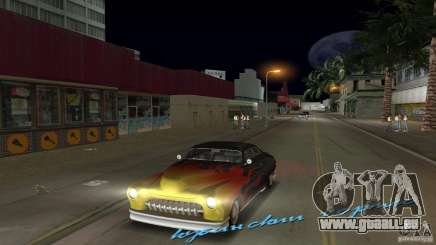 Cuban Hermes HD für GTA Vice City