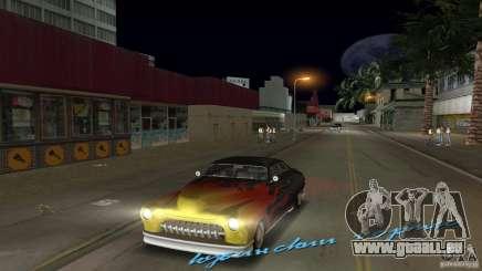 Cuban Hermes HD pour GTA Vice City