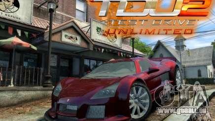 Gumpert Apollo Sport für GTA 4