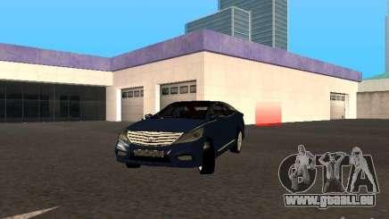 Hyundai Azera 2012 pour GTA San Andreas