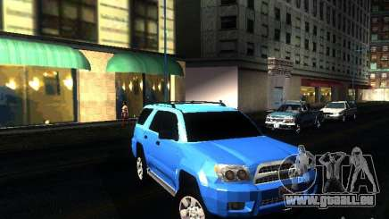 Toyota 4Runner 2009 pour GTA San Andreas