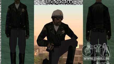 HQ skin lapdm1 für GTA San Andreas