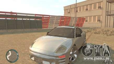 Mitsubishi Eclipse Spyder für GTA 4