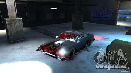 Apocalyptic Mustang Concept (Beta) für GTA 4