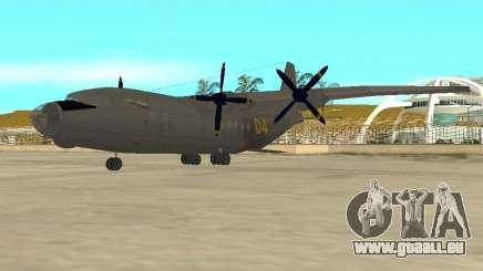 Antonow An-12 für GTA San Andreas