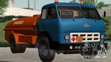 MAZ TK-7, 5-500 A pour GTA San Andreas