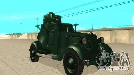 BA-20 für GTA San Andreas