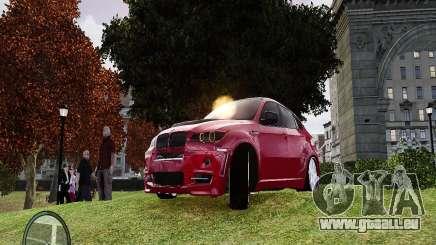 BMW X6M Lumma für GTA 4