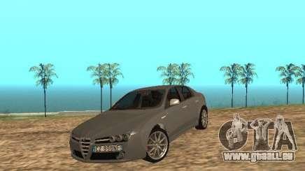 Alfa Romeo 159Ti für GTA San Andreas