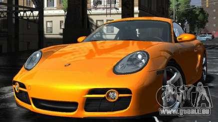 Porsche Cayman S1 pour GTA 4