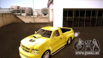 Dodge Dakota tuning für GTA San Andreas