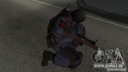 Fusil de GTA IV pour GTA San Andreas