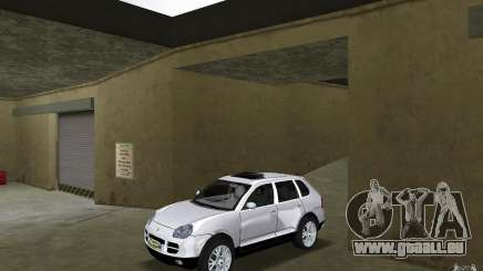 Porsche Cayenne für GTA Vice City