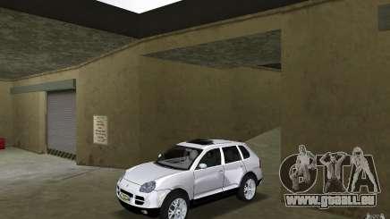 Porsche Cayenne für GTA Vice City