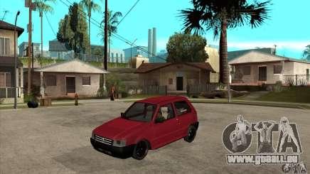 Fiat Uno Fire pour GTA San Andreas