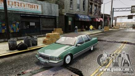 Cadillac Fleetwood 1993 pour GTA 4