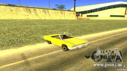 Crazy Taxi - B.D.Joe pour GTA San Andreas