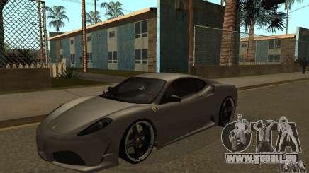 Ferrari 430 Scuderia Novitec pour GTA San Andreas