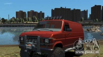 Ford Econoline 150 für GTA 4
