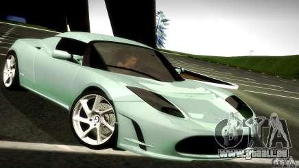 Tesla Roadster Sport für GTA San Andreas