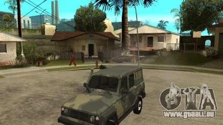 UAZ-3172 für GTA San Andreas
