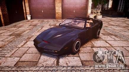 KITT Knight Rider pour GTA 4