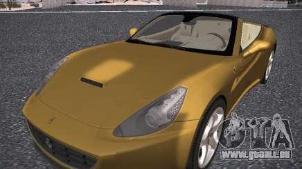 Ferrari California pour GTA San Andreas