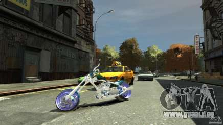 HellFire Chopper für GTA 4