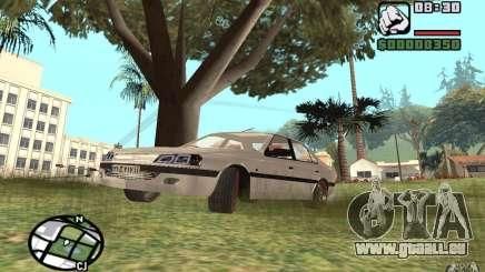 Peugeot 406 Persia pour GTA San Andreas