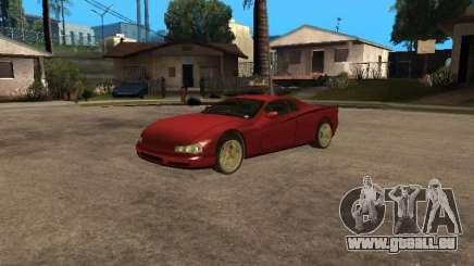 HD Cheetah für GTA San Andreas