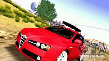 Alfa Romeo 159 Sportwagon für GTA San Andreas