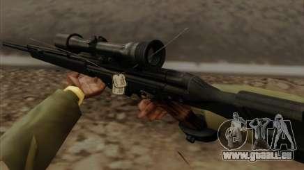 HK PSG 1 pour GTA San Andreas